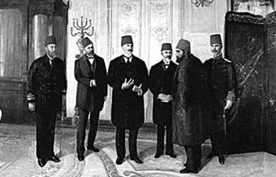 Osmanlı'da İlk Batılılaşma Hareketleri