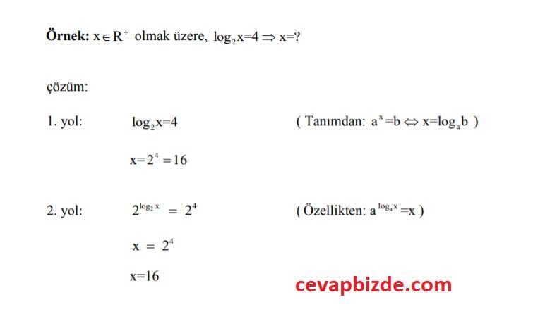 logaritma soru1